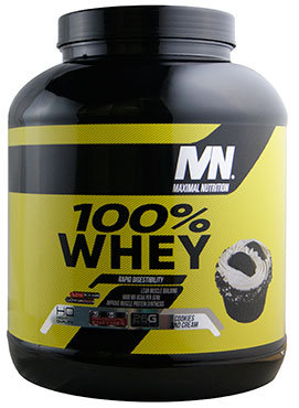 Maximal Nutrition 100% Whey 1,82 кг